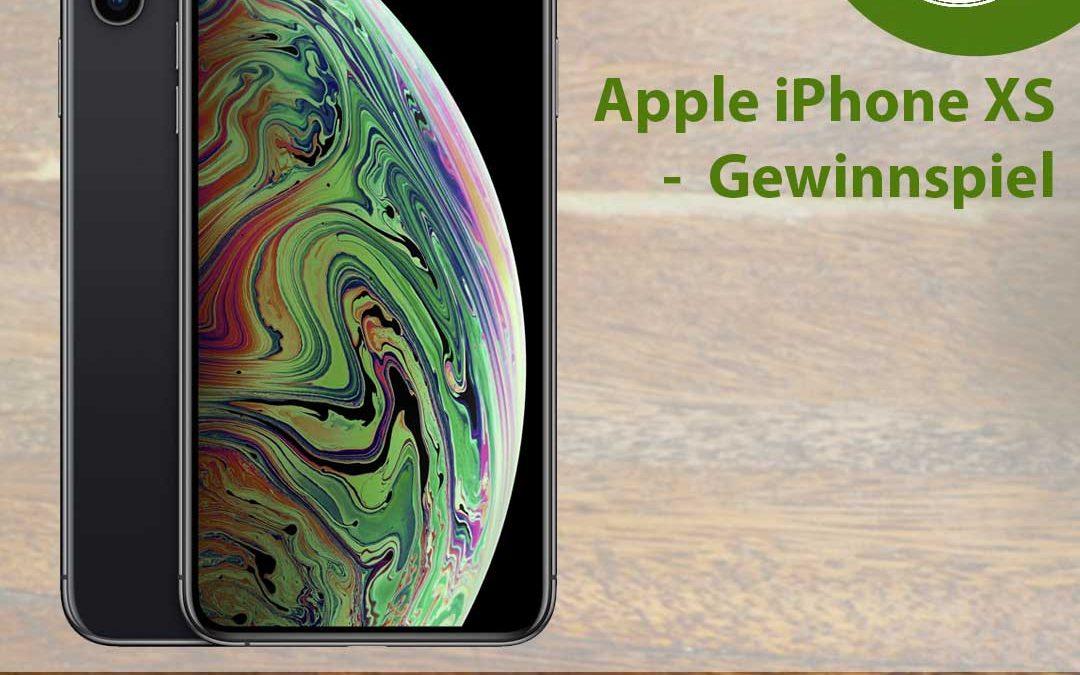 Apple iPhone XS Gewinnspiel