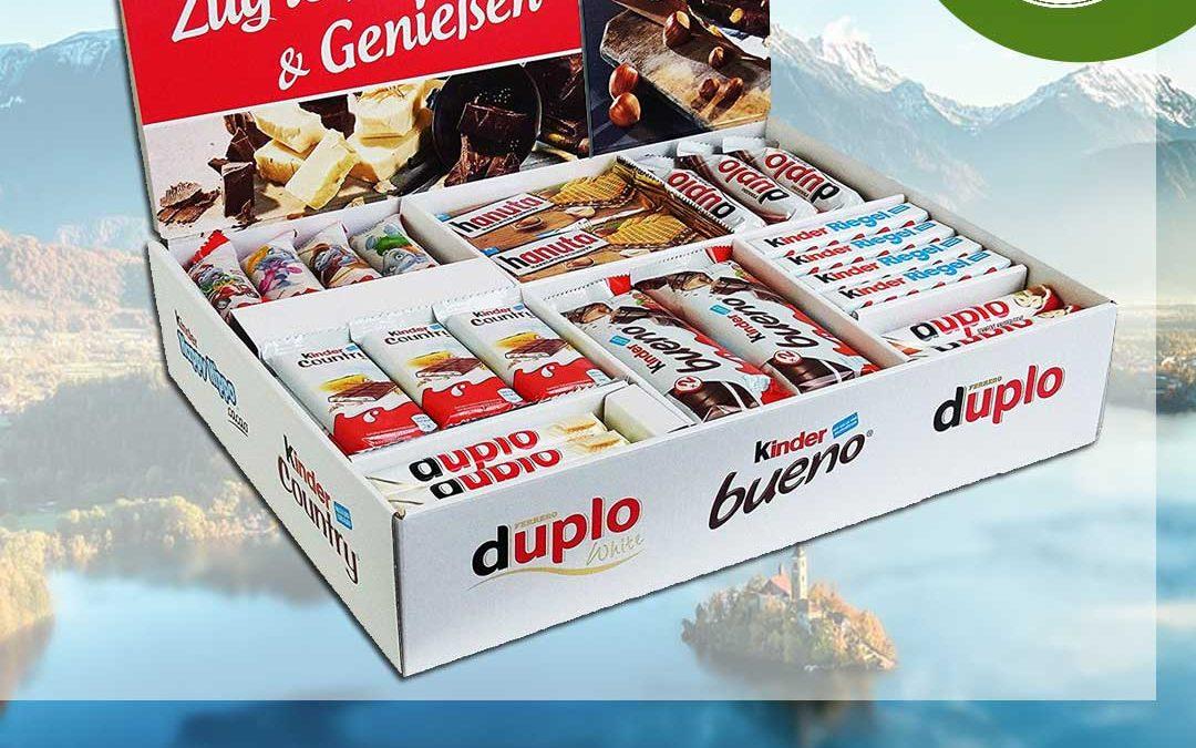XL-Süßigkeiten Gewinnspiel