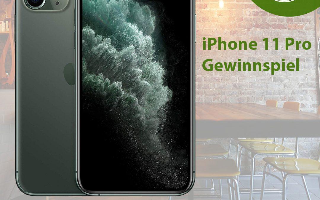 Apple iPhone 11 Pro Gewinnspiel