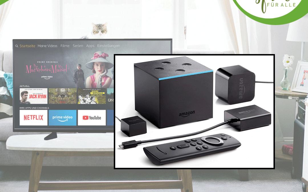 Amazon Fire-TV Gewinnspiel