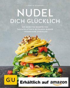 Kochbuch Nudel dich glücklich auf Amazon