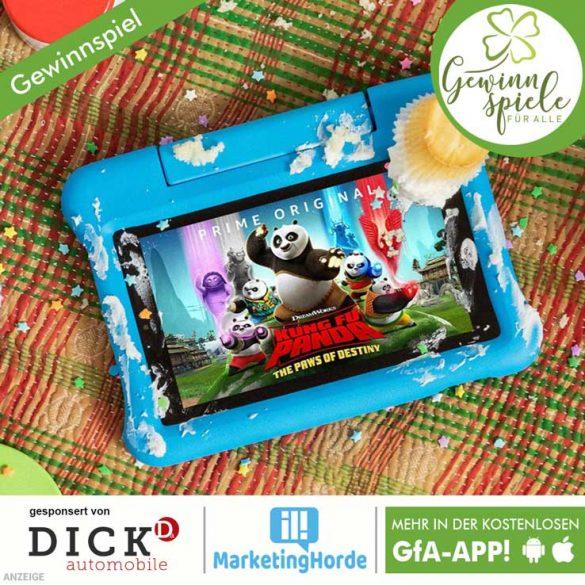 Gewinnspiel Kids Fire7 Tablet