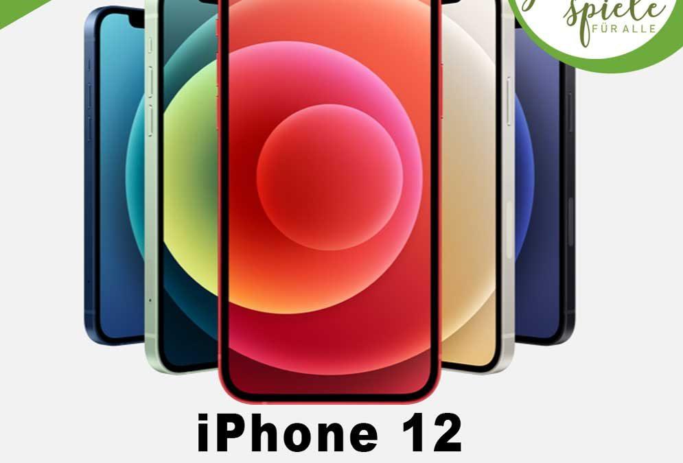 Apple iPhone 12 Gewinnspiel